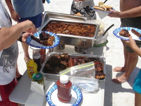 Island Paradise Tours Gill Dawg Port Richey Florida Fishing Charter Beach Weddings 2 (4)